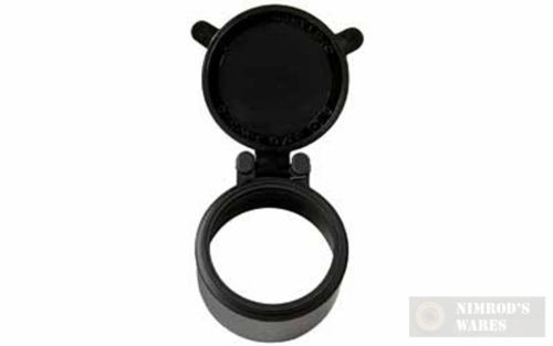 """Two Butler Creek SCOPE COVERS 26 Obj 1.82"""" 46.2mm-img-1"""